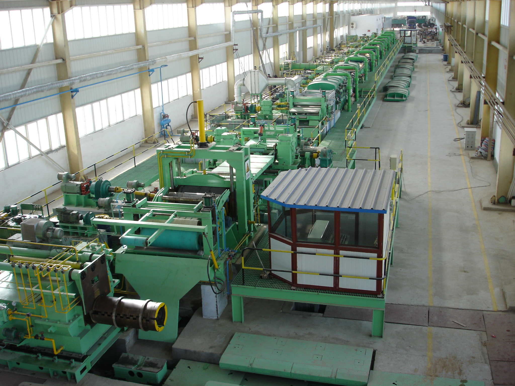 PKL-Carbon Steel Push-pull Pickling Line