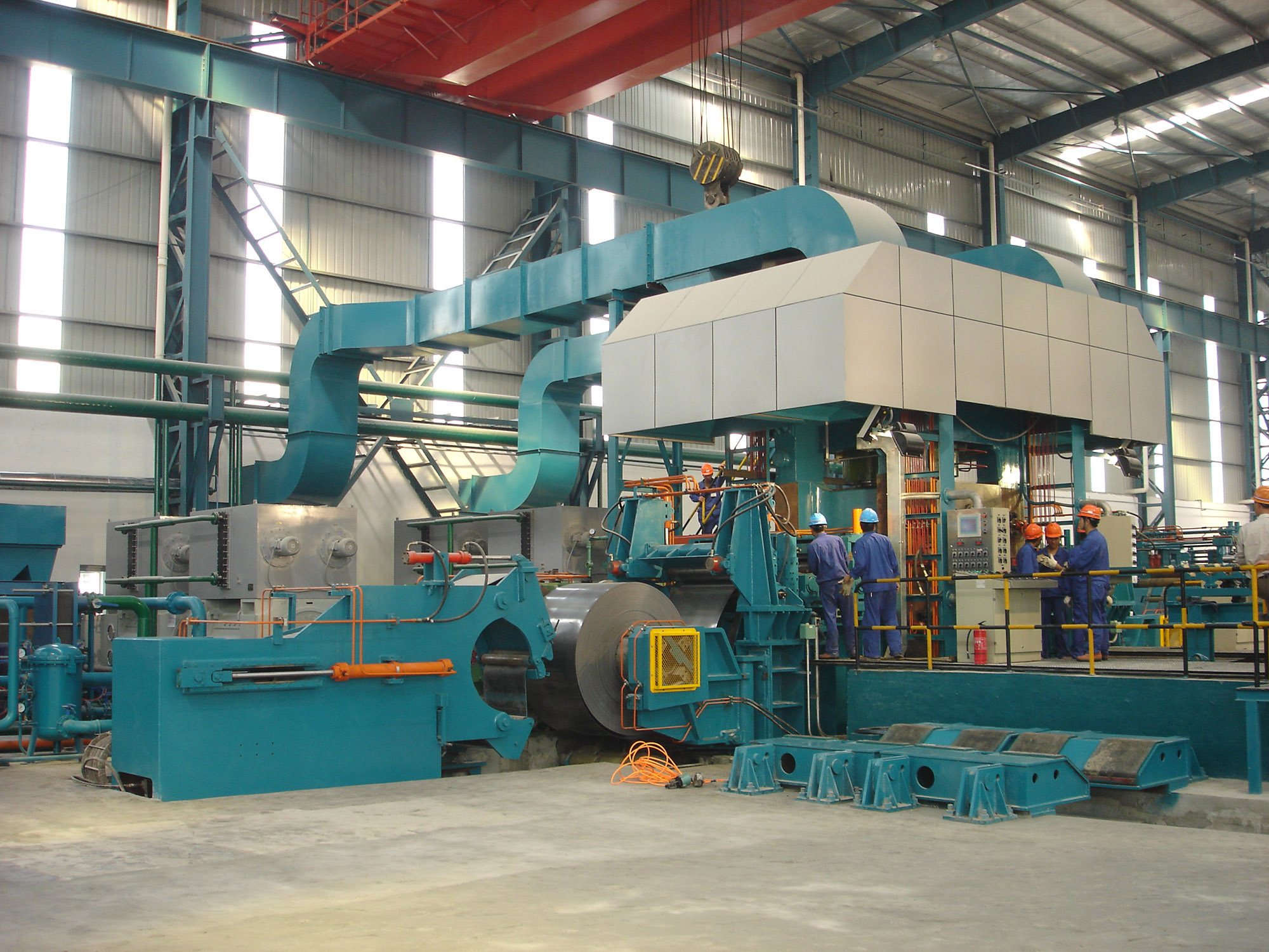 CRM-12HI Cold Rolling Mill